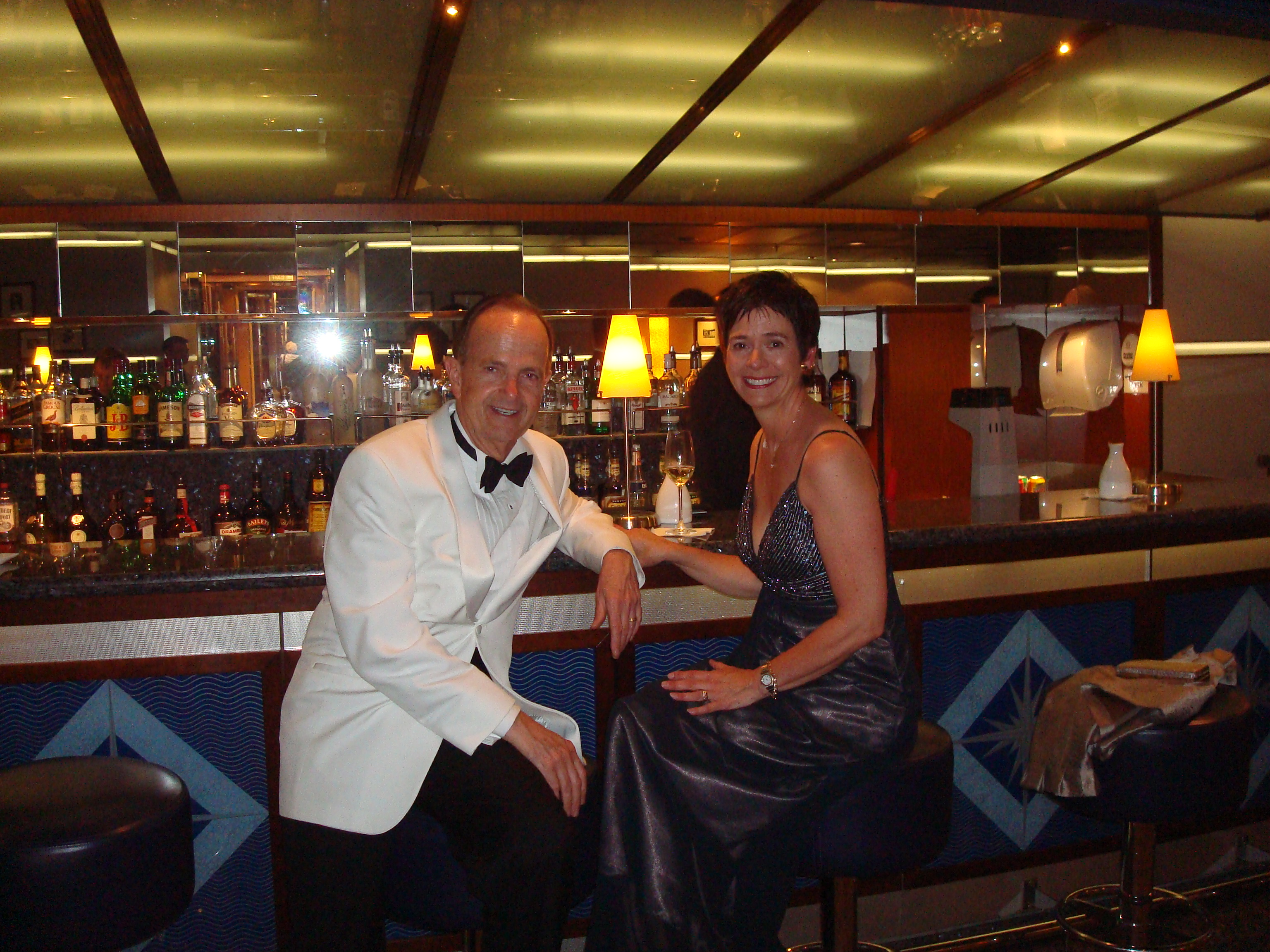 Dressing for dinner: An eye on cruise line dress codes – The ...
