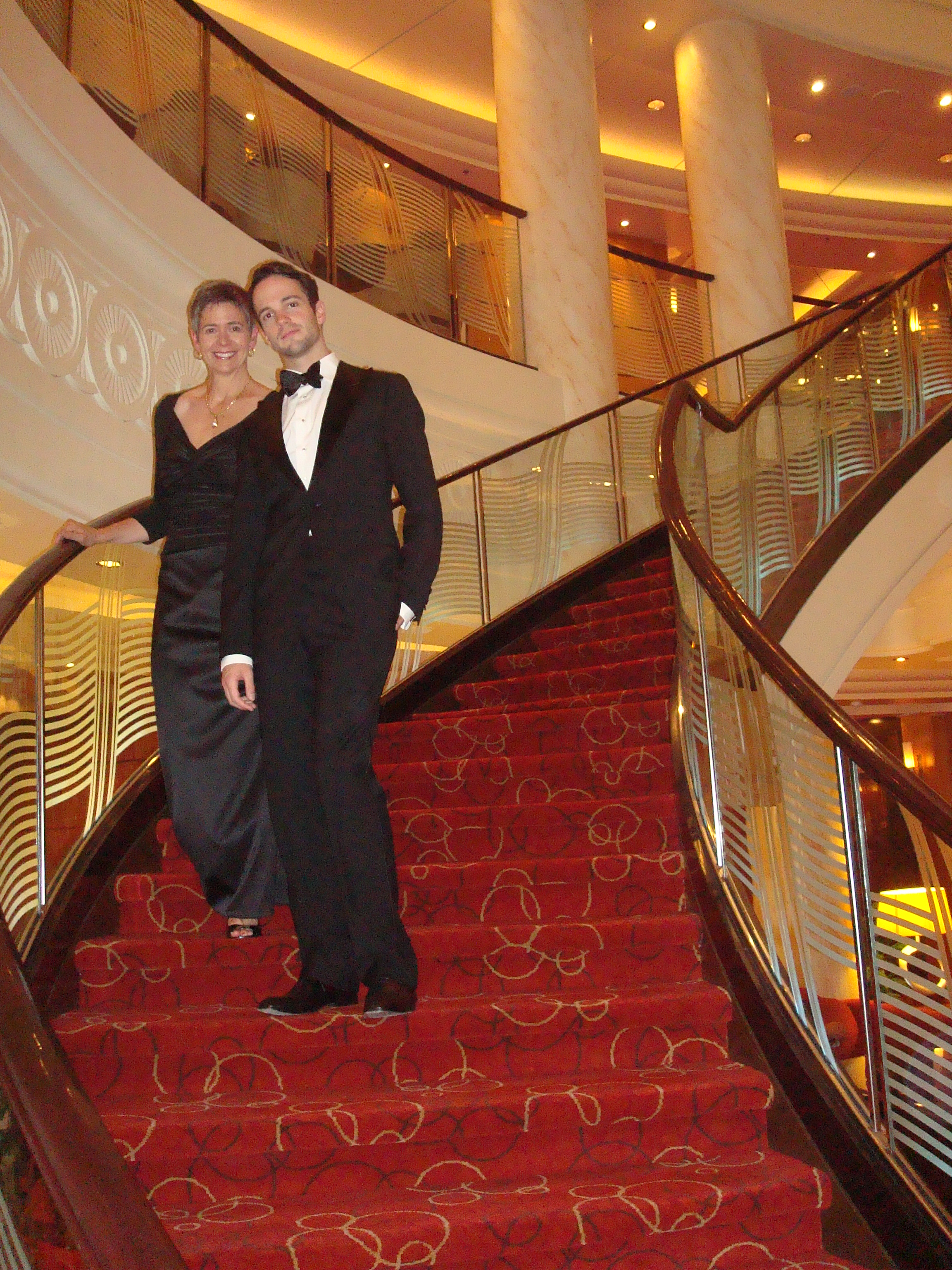 Dressing For Dinner An Eye On Cruise Line Dress Codes The - What to wear on a cruise ship dinner