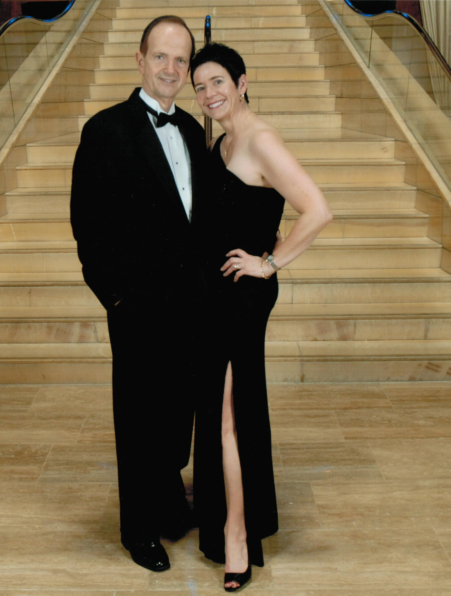 Formal nights on celebrity reflection