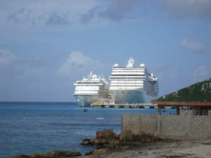 Cruise ships come in all sizes and flavors! You may not believe it, but there is something for everyone