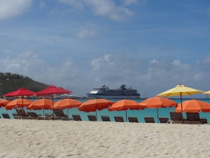 Looking forward to returning to St. Maarten this year by cruise ship.  And we'll stay there for six days!