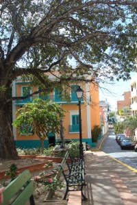 Colorful Old San Juan (Puerto Rico) is a wonderful place to spend the day strolling & taking photos.