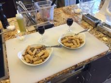 Rigatoni alla salsicia