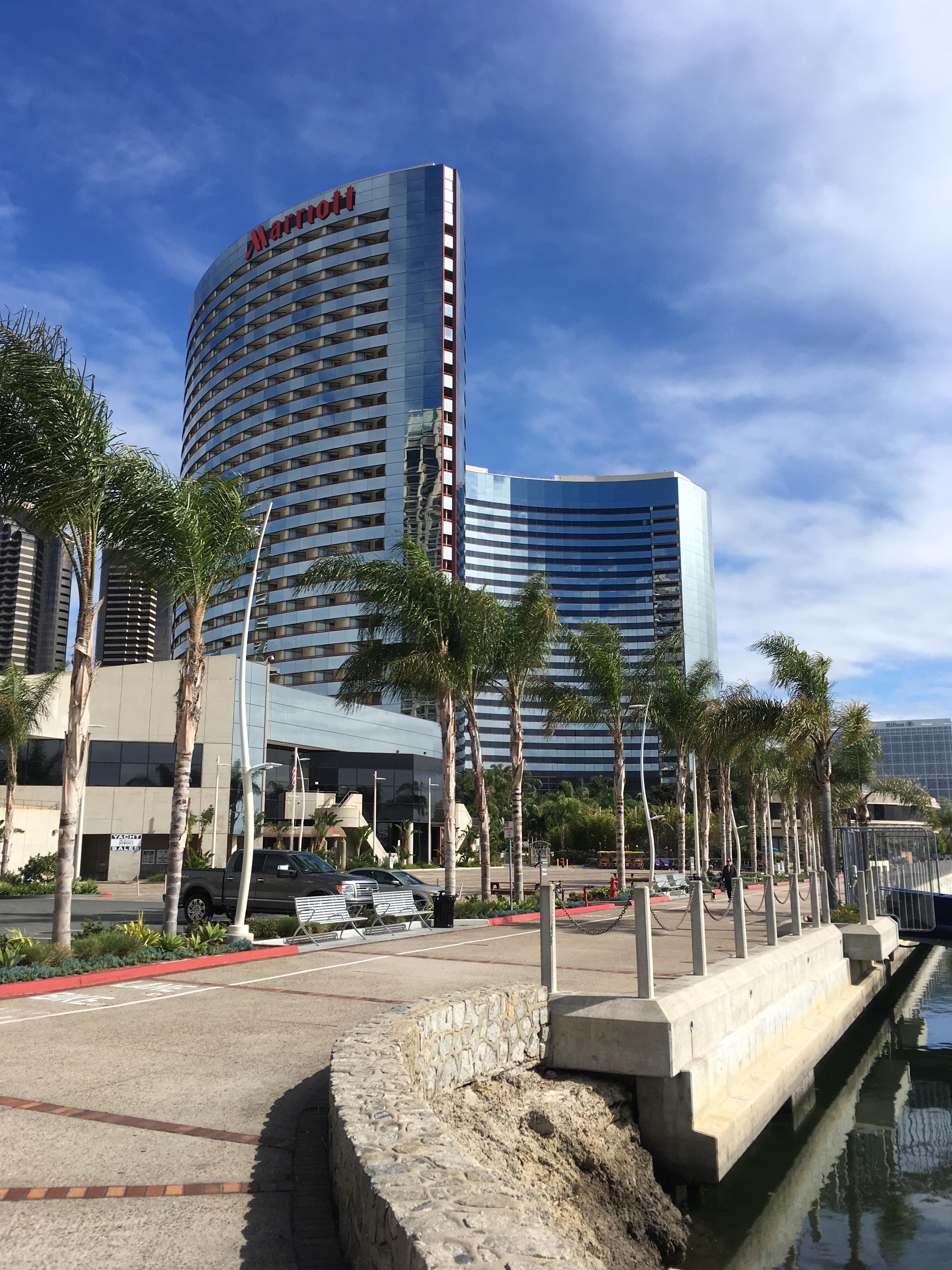 marriott san diego waterfront