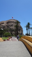 arica town