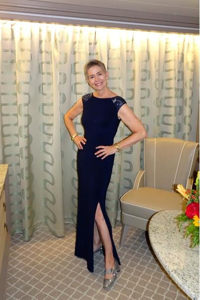 formal lauren gown